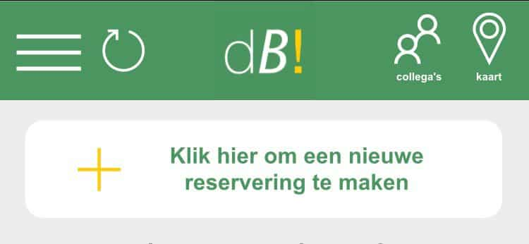 Werkplek Reservering App